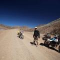 Namibie, cesta palmwag - twyfelfontein