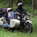 5 Standa a Jana - Ural Ranger Frog 750