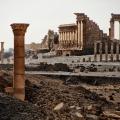 Syrie Palmyra atmosfÈra