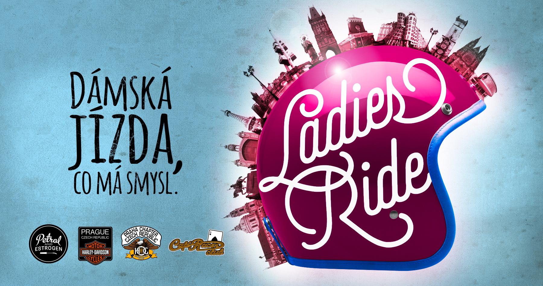 Ladies Ride (zdroj Petrol & Estrogen)