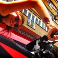Alice Honda CBR 125 (zdroj Petrol & Estrogen)