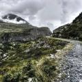 alpske sotoliny Mont Cenis