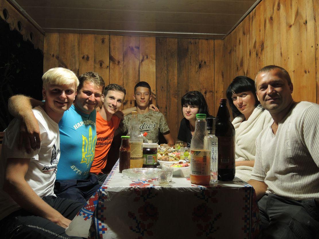 Ukrajinská družba- Priluki