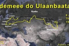 Jedemeee do Ulaanbaataru