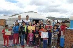 Návštěva organizace Christina Noble´s Children Foundation