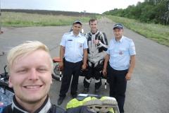 Selfíčko s policajty