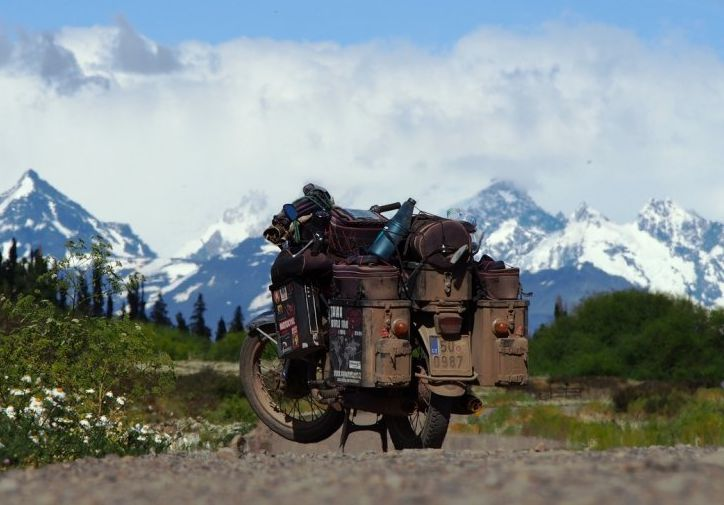Jawa kolem sěìta - Patagonie
