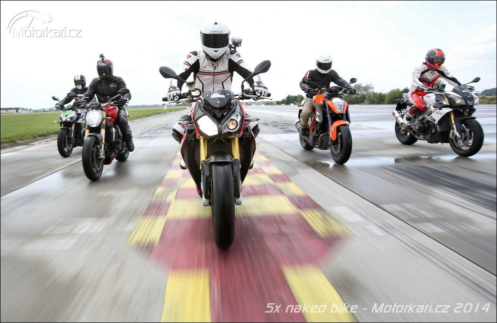 motorkáři všech zemí jedééém