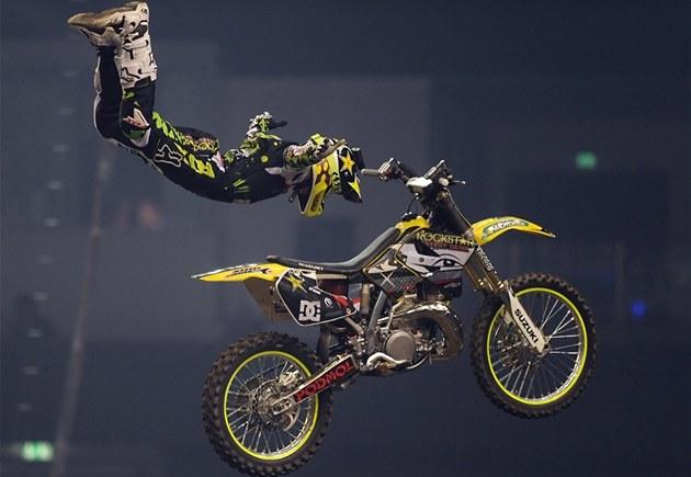 Libor Podmol FMX rider