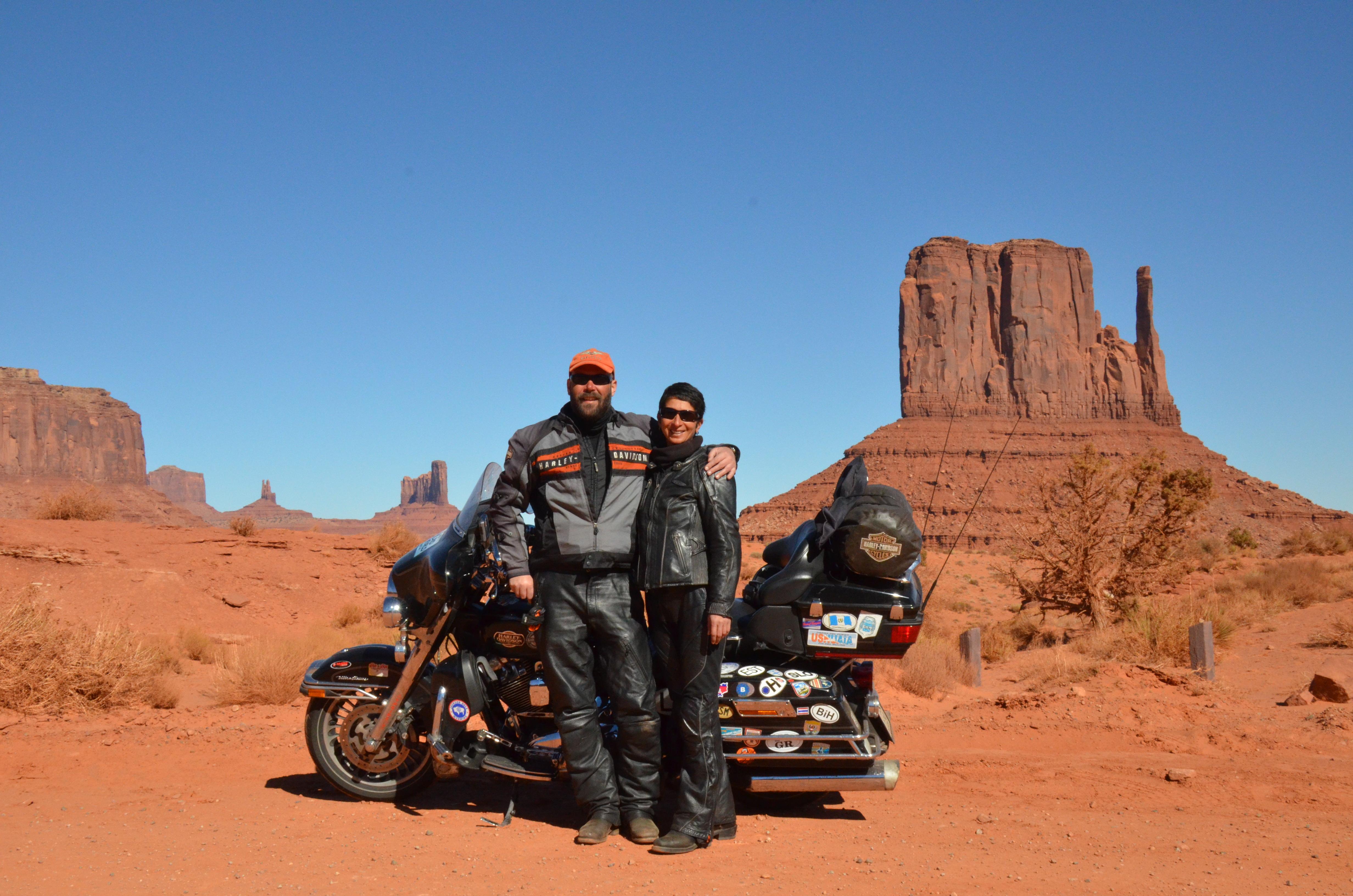 Na Harley Davidson po USA