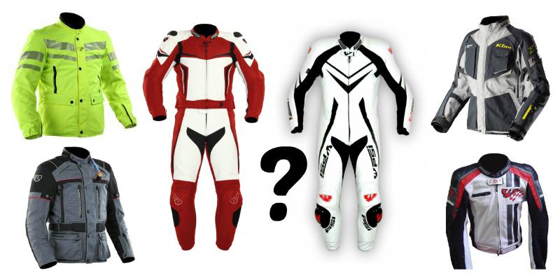 Jak vybrat oblečení na motorku - Kolama dolu 18a4c70160