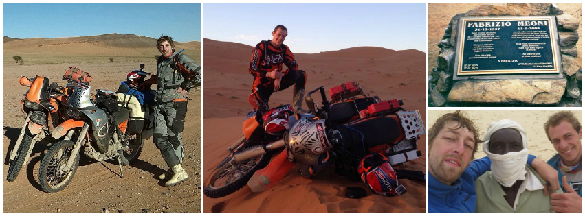 L'Afrique 2015 Fabrizio Meoni tribute (KoDo096) post image